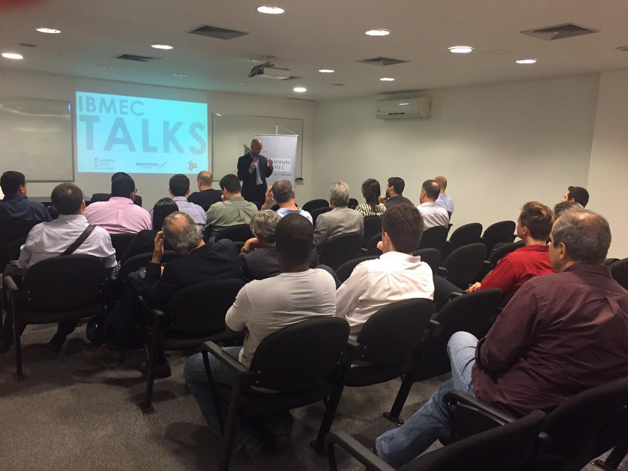 Talk com Luiz Guilherme Guedes (Strategy)