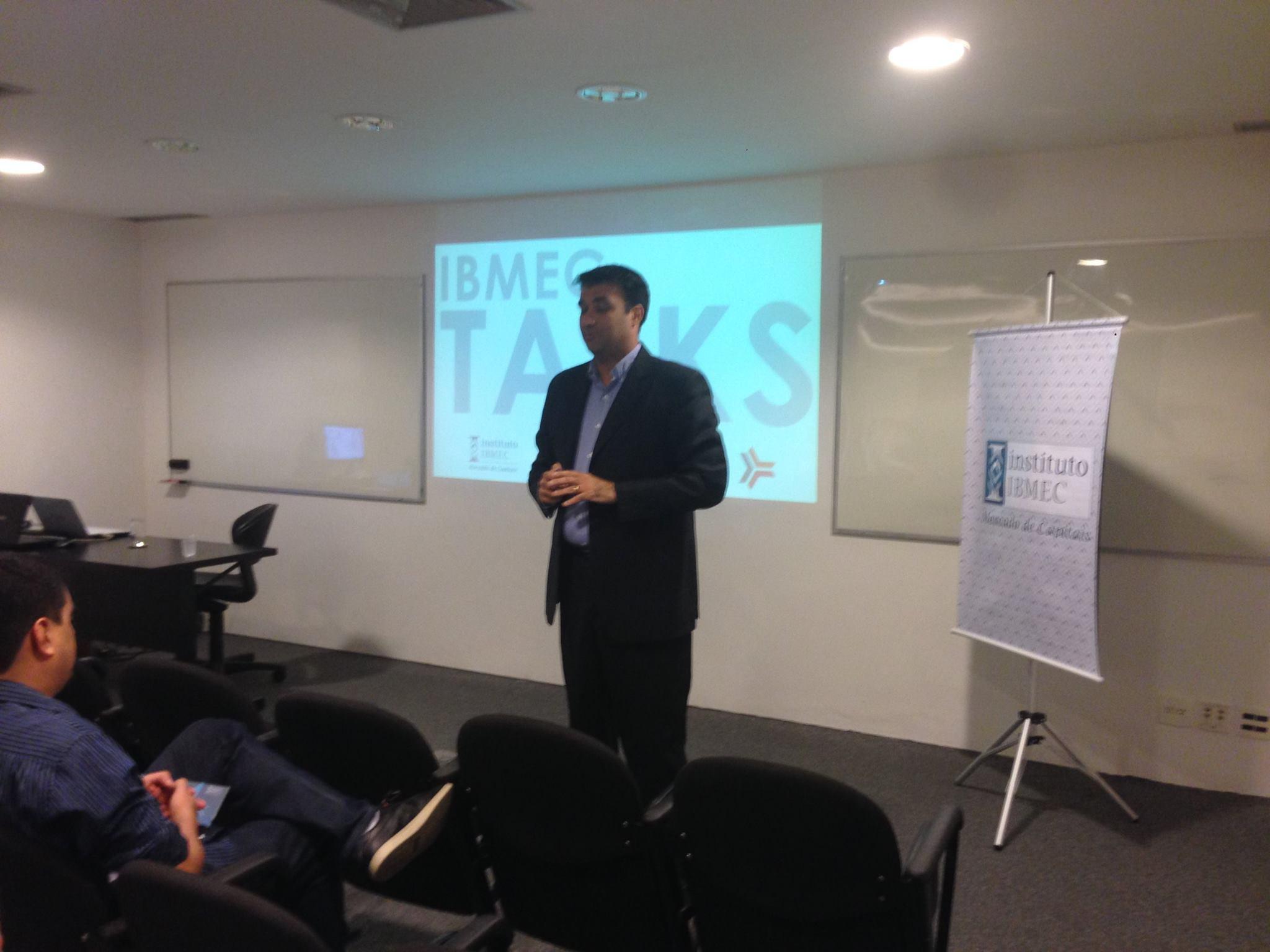 Talk com Rodrigo Fernandez (Mindset Empreendendor)