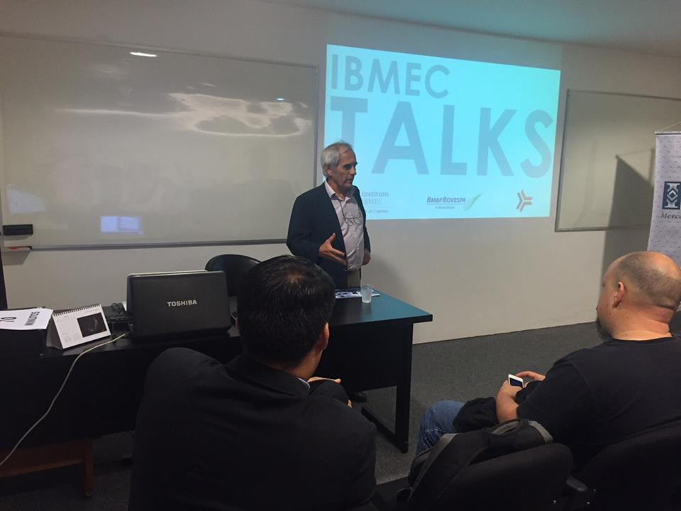 Abertura de Thomás Tosta de Sá, Presidente do Instituto IBMEC