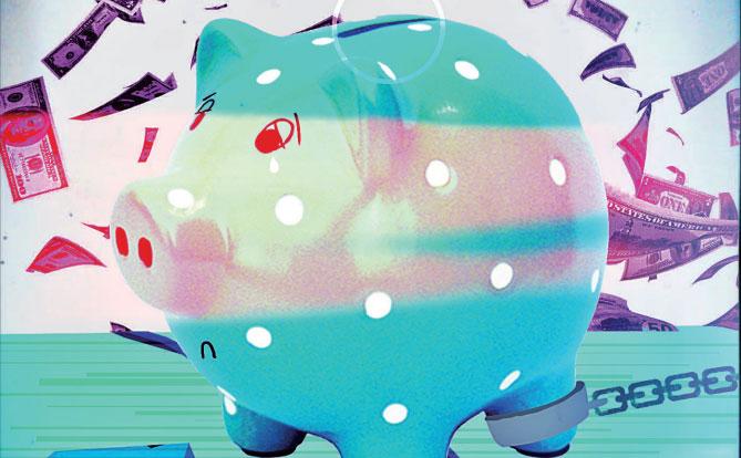 A privatização da poupança