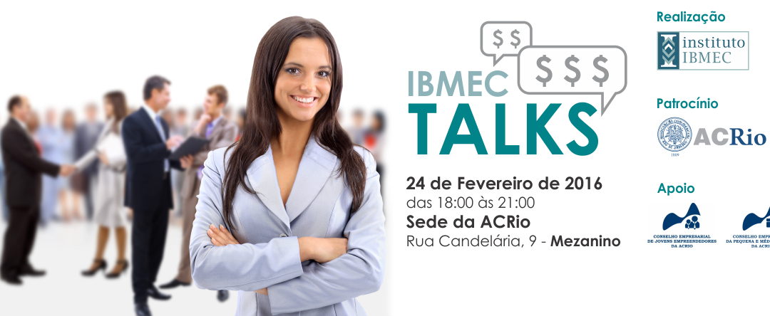 IBMEC Talks #3 – Planejando em ano de crise