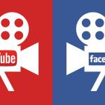 Facebook ou YouTube: qual deles tem mais visualizações?