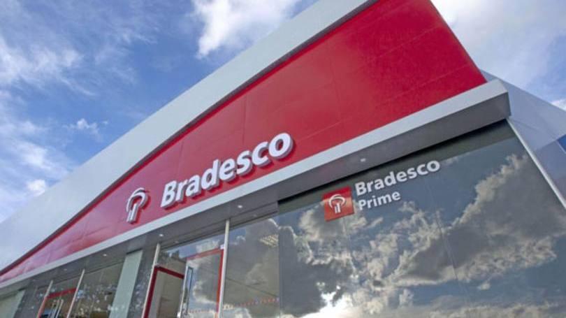 BRADESCO: Crescimento acumulado de receitas e lucros de mais de 13% ao ano