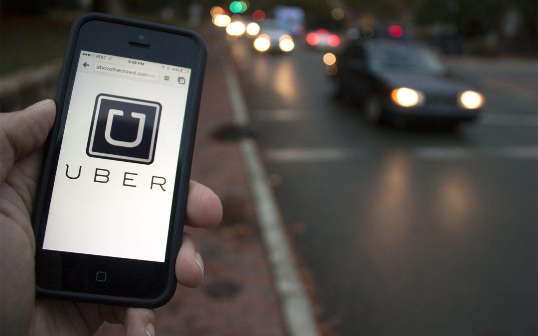 Uber: agora você pode agendar. Em Seattle