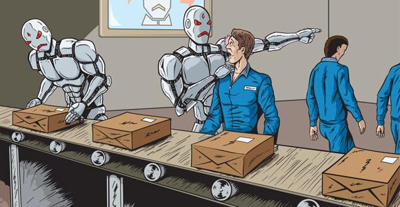 Eu, (você e o) robô