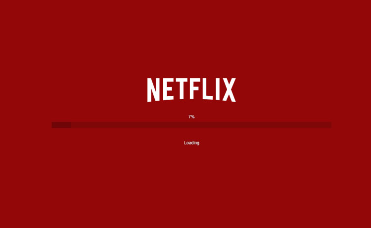 Netflix, agora off-line