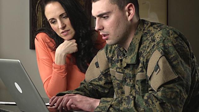 Um e-mail com precisão militar