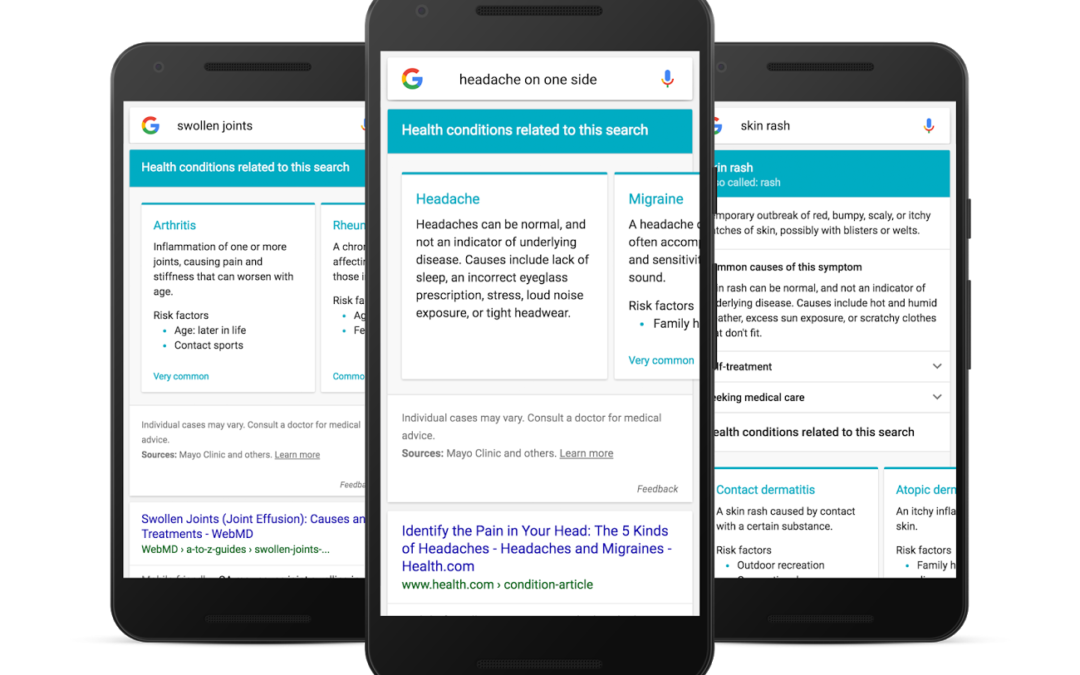 Dr. Google: agora você pode confiar