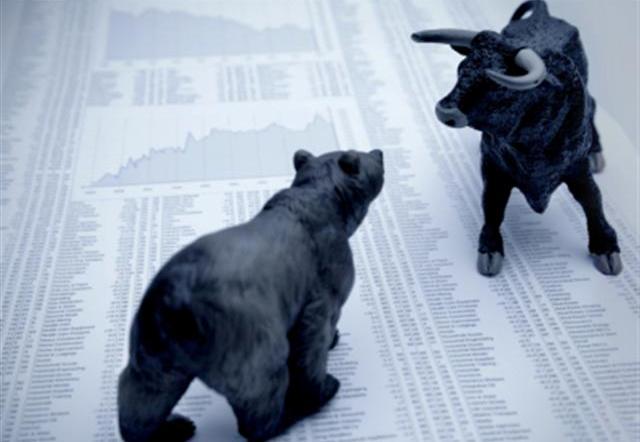 O touro vai virar urso?