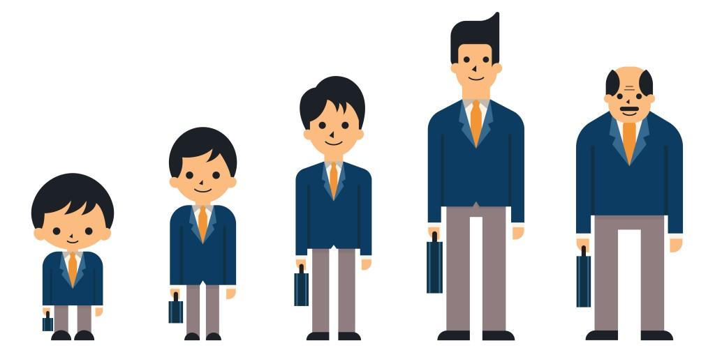 Jovem, meia-idade ou velho: quem tem mais chance de emprego?