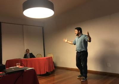 Henrique Granado, realizador da Jedicon Rio, alguns cases sobre crowfunding.