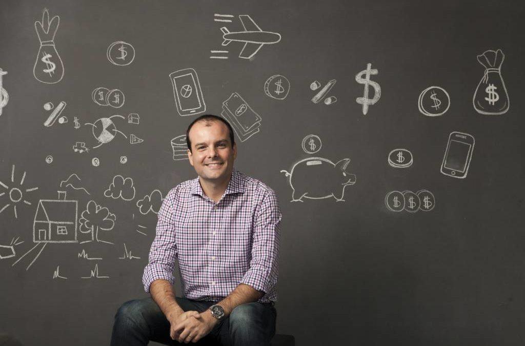 Fundador do GuiaBolso está no painel sobre Fintech
