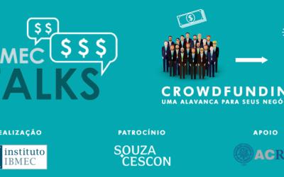 IBMEC Talks #8 – Crowfunding